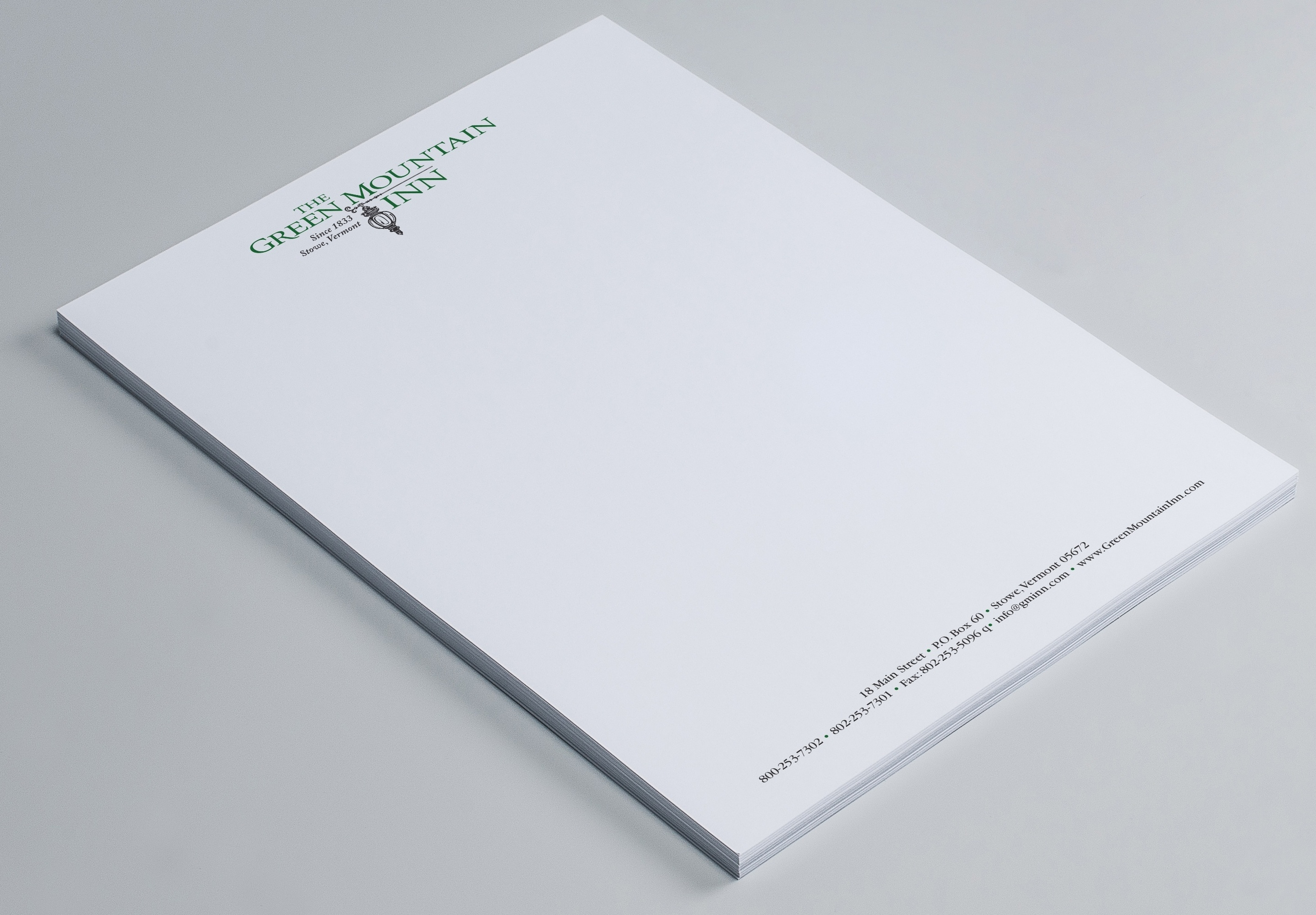 Promotional Hotel Scratch Pad