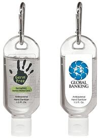 Branded Hand Sanitizer
