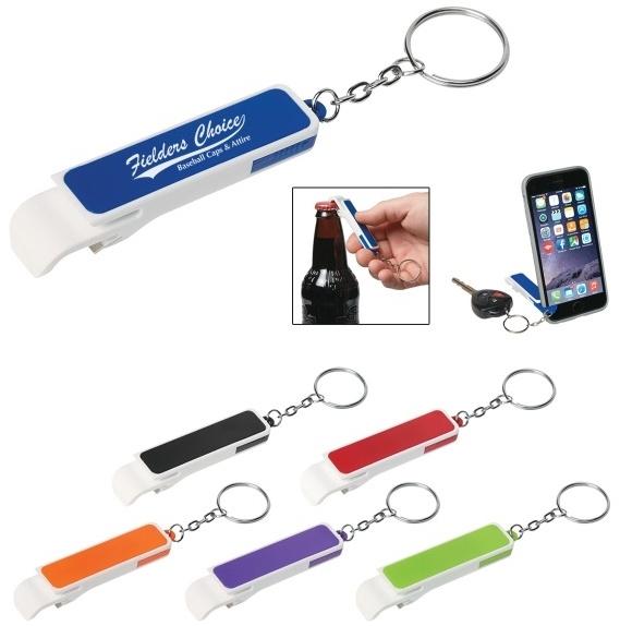 Custom Bottle Opener Keychains
