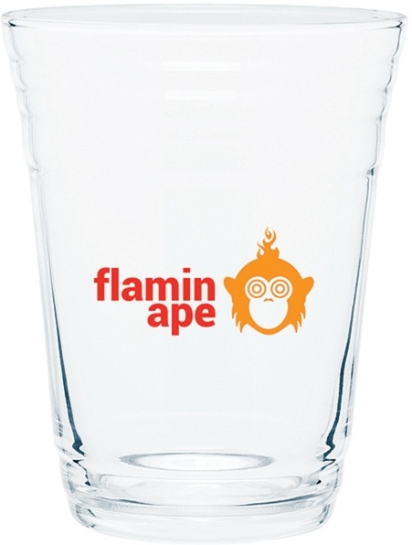Promotional Player Glass