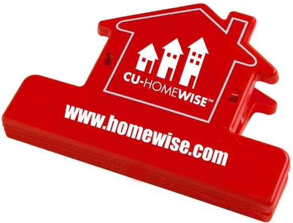 Personalized House Clip