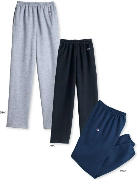 Embroidered College Sweatpants