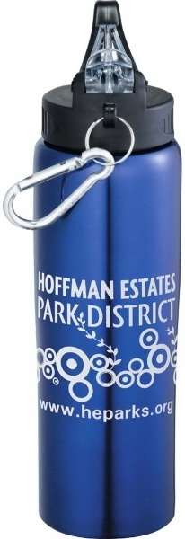Logo Stainless Steel Water Bottles
