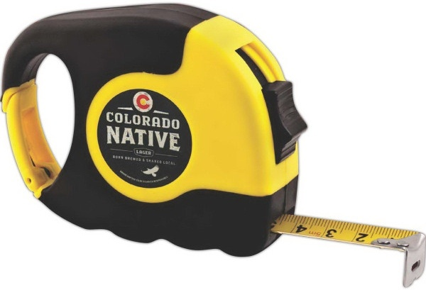 Tape Measure with Logo