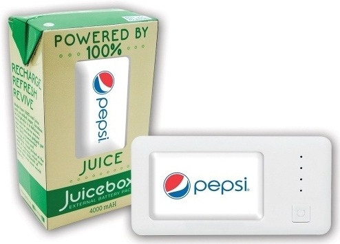 Custom Power Bank Juicebox