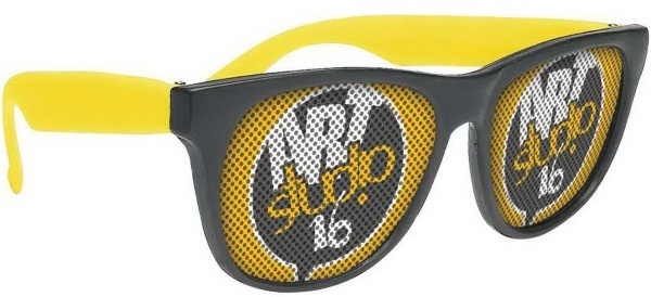 Custom Logo Lens Sunglasses