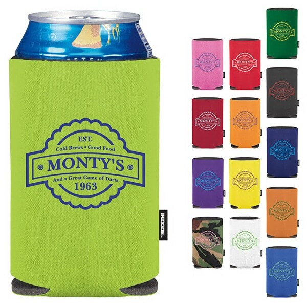 promotional drink koozies