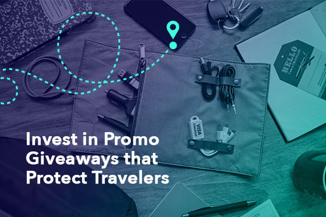 10 Promotional Giveaways That Are Perfect for Travelers
