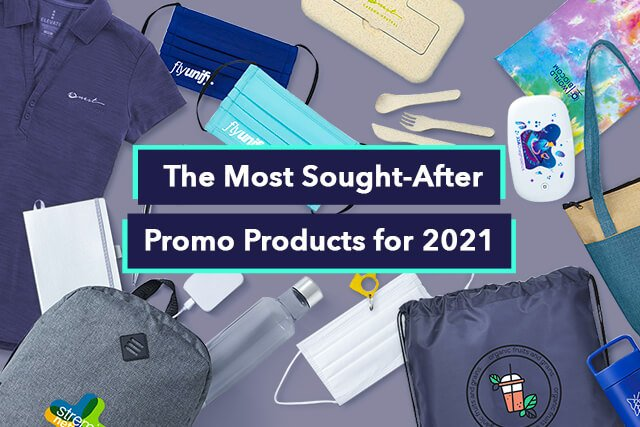 Top 2021 Promotional Product Trends That Will Influence Your Marketing