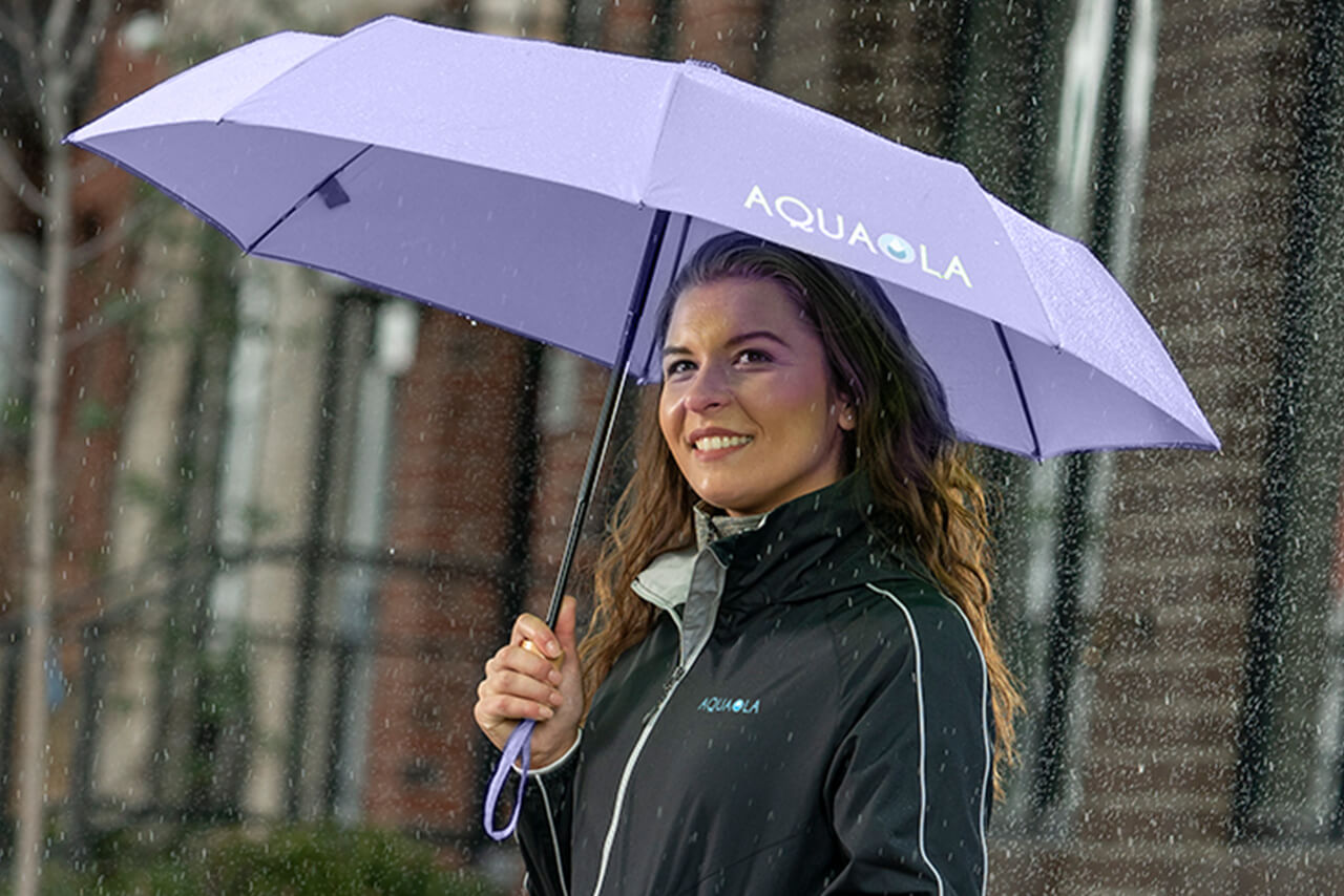 Custom Printed Umbrella Ideas to Activate Your Brand