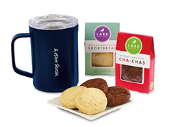 Corkcicle Cookie Gift Set