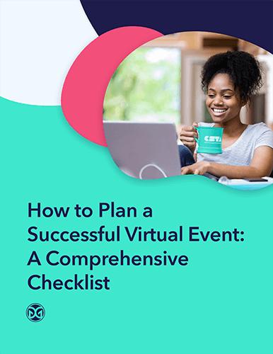 virtual event checklist cover
