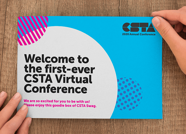 CSTA - Virtual Event Marketing