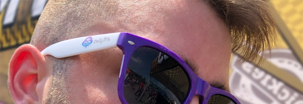 Owly.fm Sunglasses