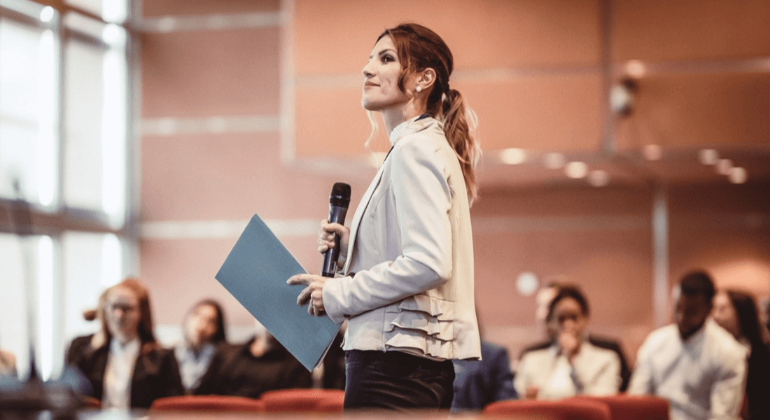 The Rockstar Effect: How to Gain More Opportunities Through Speaking Engagements