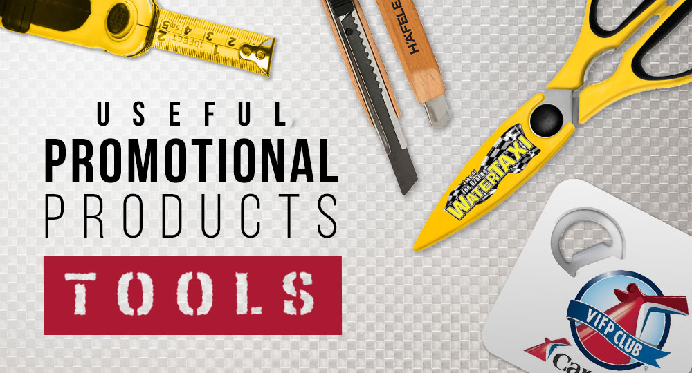 Useful Promotional Products: Tools