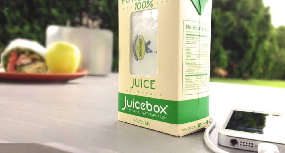Power Bank Juicebox: Give Mobile Devices Some Extra Juice [Video]